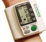 wristtech blood pressure monitor