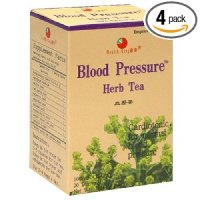 herb tea for blood pressure