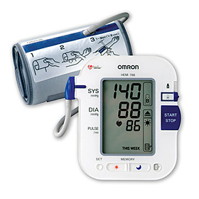 malignant hypertension monitor
