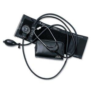 ADC blood pressure monitor
