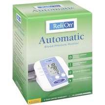 relion blood pressure monitor