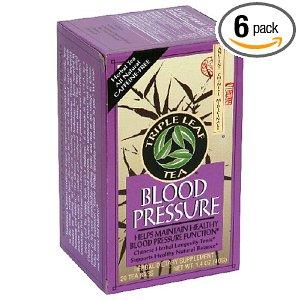 herb tea for blood pressure