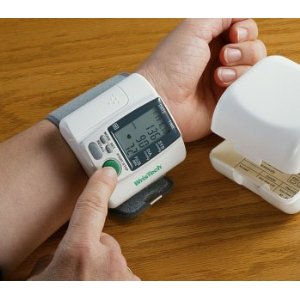 wristtech blood pressure monitor