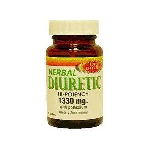 herbal diuretics
